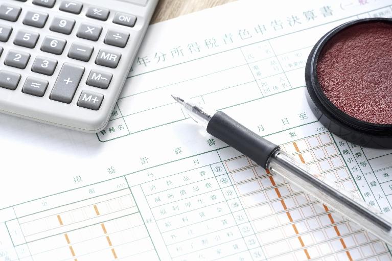 当事務所の決算書作成・法人税申告サービスについて